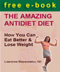 Free E-Book: The Amazing Antidiet Diet