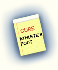 Cure Athlete's Foot