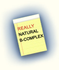 Really Natural B-Complex