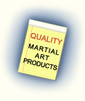 Quality Martial Art Products