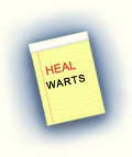 Heal Warts