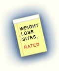 Weight Loss Sites, Rated