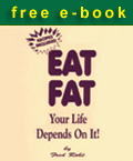 Free E-Book: Eat Fat