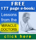 Free E-Book: Lessons from the Miracle Doctors
